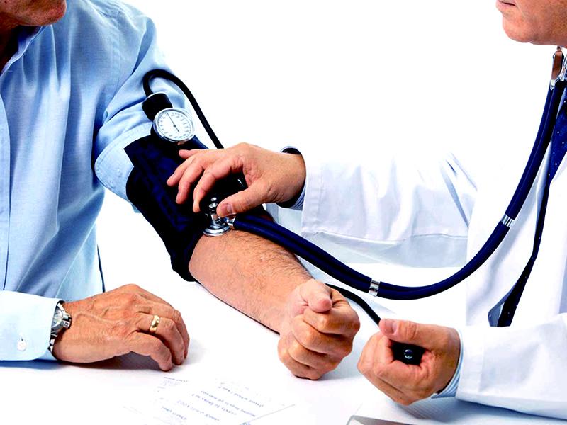figyeli a magas vérnyomást