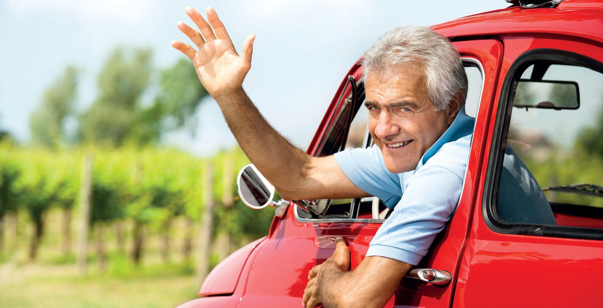 Magas vérnyomással a volánnál - Seniorplus
