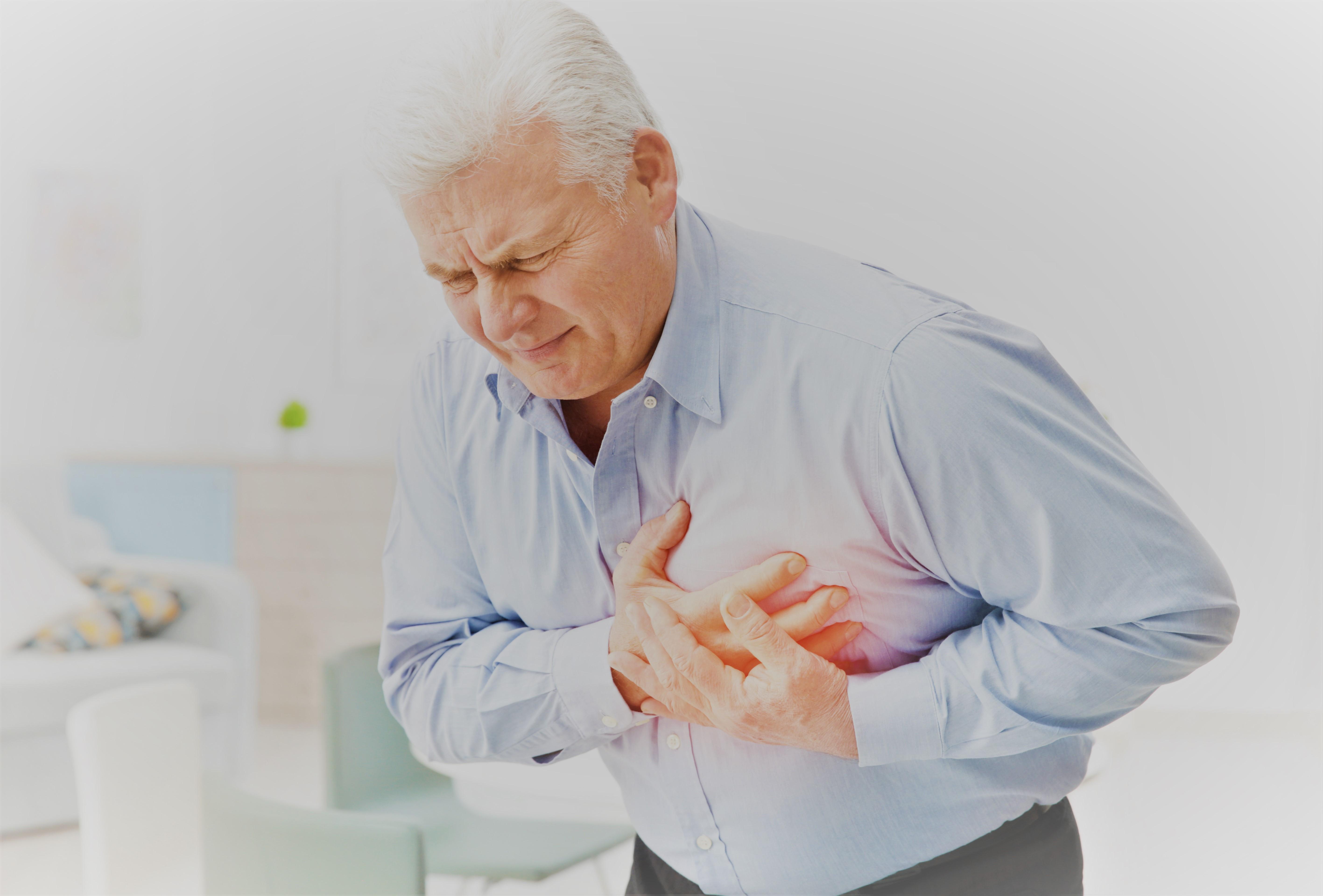 magas vérnyomás és szívfájdalom kezelése