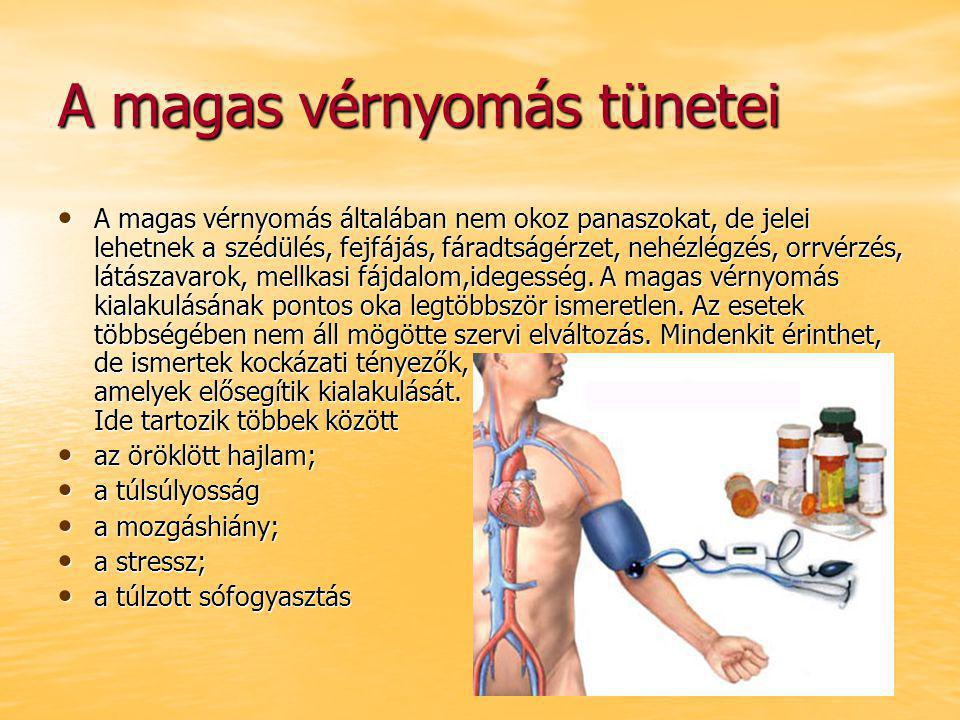 magas vérnyomású szédülés gyógyszerei magas vérnyomás esetén inni lehet orbáncfűt
