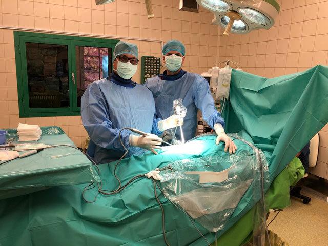 Műtét utáni szövődmények – veseátültetés