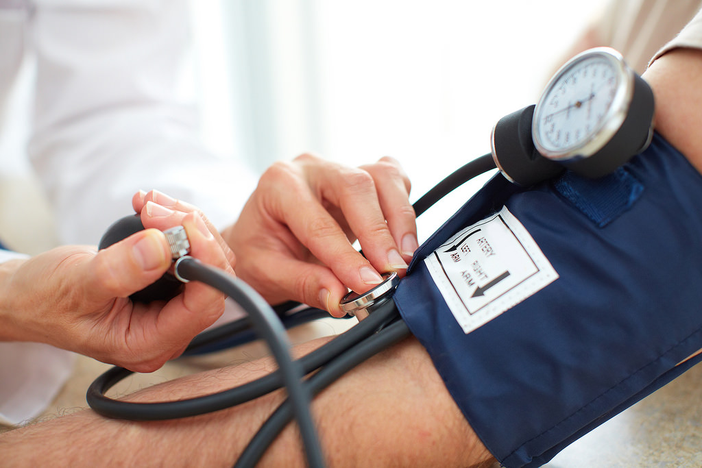 tesztek a magas vérnyomás kezelésére