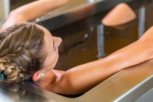 hidroterápia és magas vérnyomás