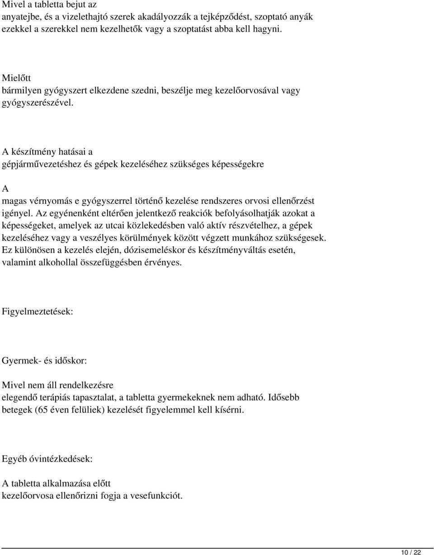 Magas vérnyomás csökkentése természetesen - További cikkek - Vitalitáutil.hu