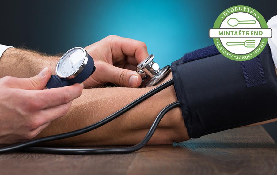 mi a jobb a magas vérnyomás esetén