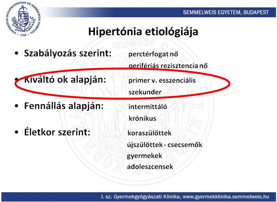 renoparenchymás hipertónia)