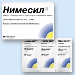 Nimesil - mi segít, a felvételi jelzések - Hörghurut
