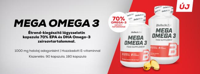 Az omega-3 hatásai