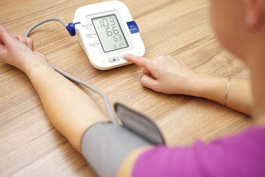 a nők magas vérnyomásának első jelei