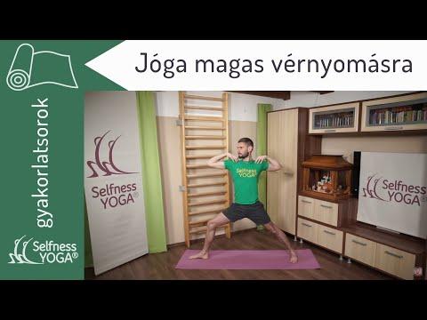 gyakorolja a magas vérnyomást időskori videóban