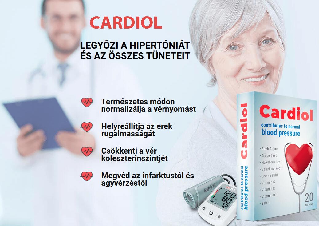 első fokú magas vérnyomás tünet