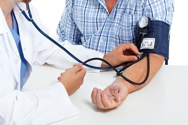 a magas vérnyomás kórházi vizsgálata)
