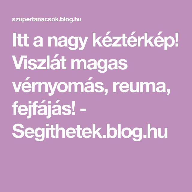 alternatív gyógyászat és magas vérnyomás)