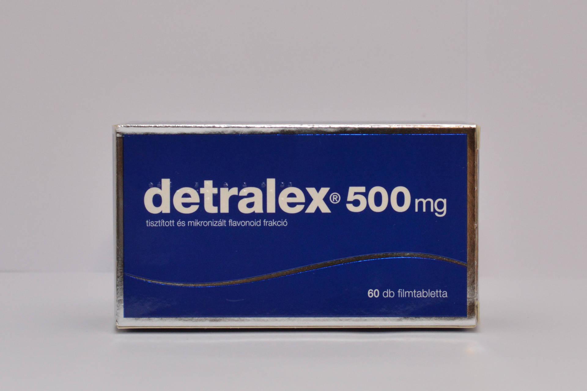 Detralex magas vérnyomás esetén