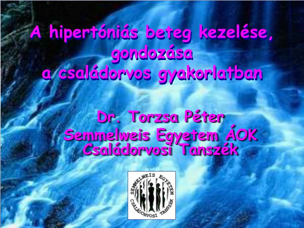 hipertóniás programok