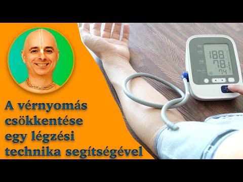 Yermoshkin magas vérnyomás ADS vétel magas vérnyomás esetén