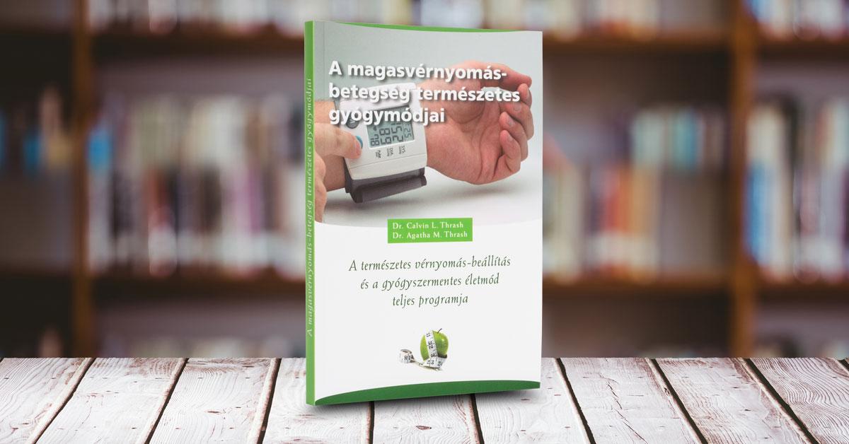 jó könyv a magas vérnyomásról