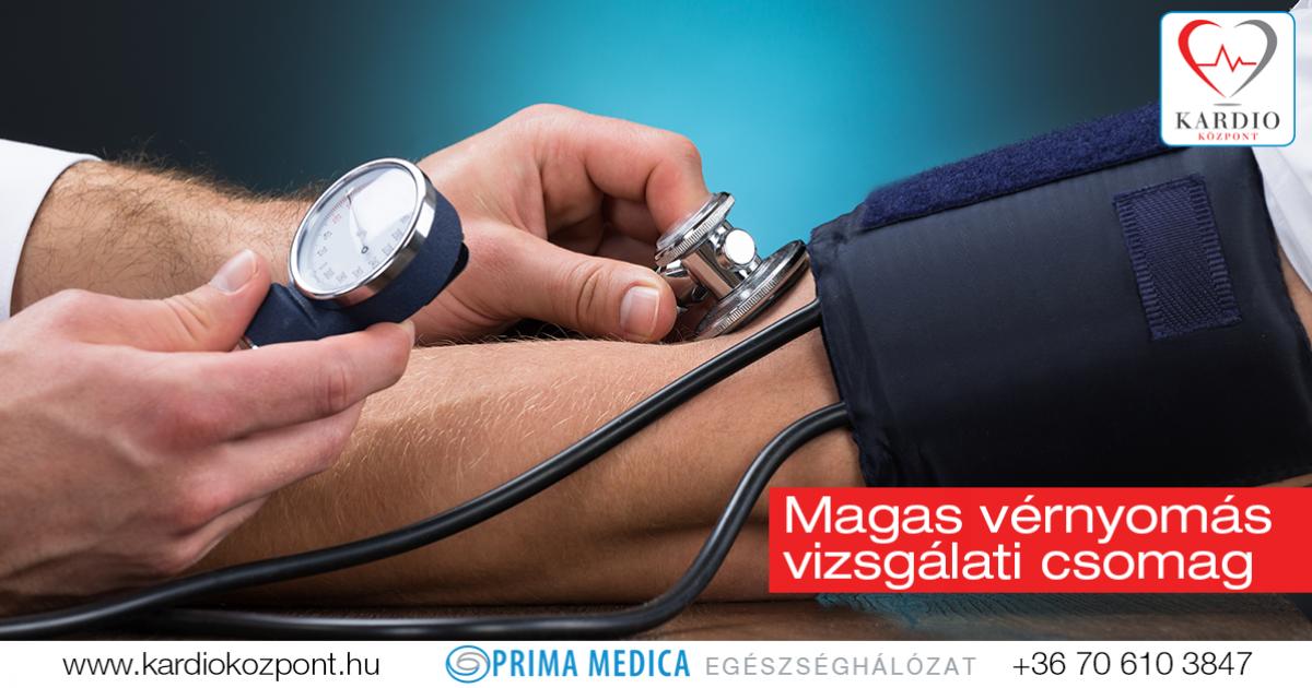 magas vérnyomás központ)