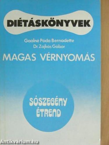 magas vérnyomás és kezelési könyve